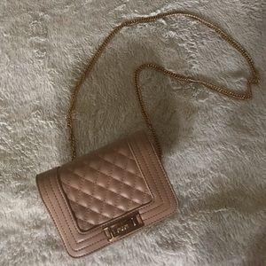 Tiny crossbody beige bag 💼 ✨